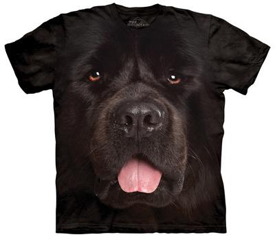 Big Face Newfie Shirts