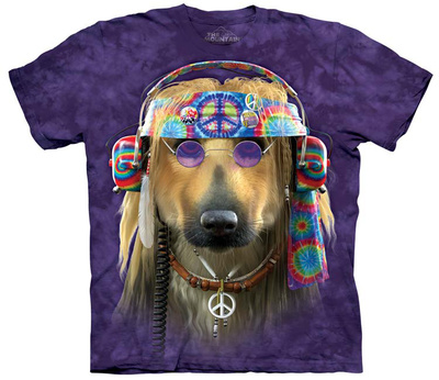 Groovy Dog T-shirts