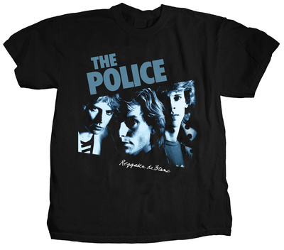 The Police - Reggatta de Blanc T-Shirts