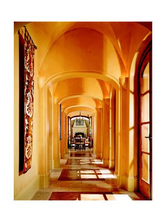 Architectural Digest Photographic Print by Mary E. Nichols