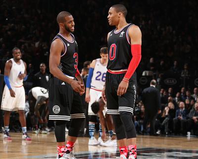 NBA All-Star Game 2015 Foto af Nathaniel S Butler