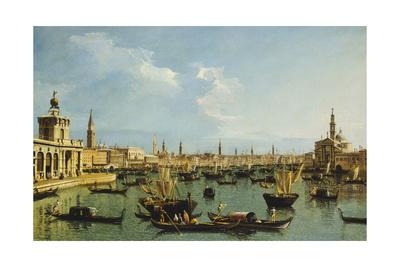 The Bacino Di San Marco, Venice Giclee Print by Bernardo Daddi