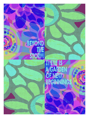 Beyond The Storm Giclee Print by Lisa Weedn