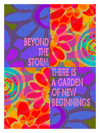 Beyond The Storm 2 Giclee Print by Lisa Weedn