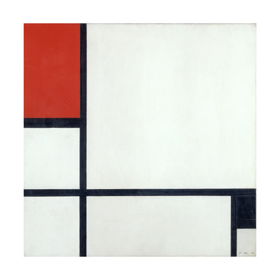 Composition 1929 Giclee Print by Piet Mondrian