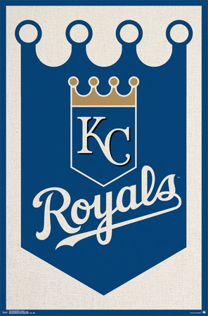 Kansas City Royals - Logo Prints