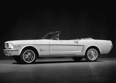Ford Mustang Convertible, 1964 Posters by  Retro Classics