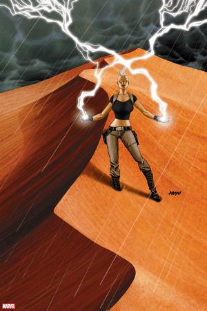 Ultimate Comics X-Men No. 20: Storm Wall Decal