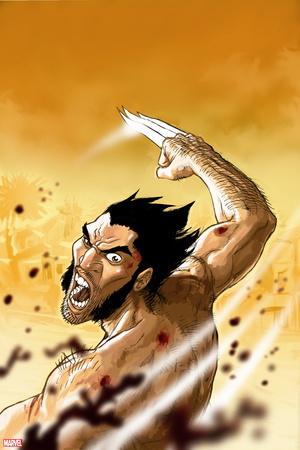 Wolverine: Saudade: Wolverine Wall Decal