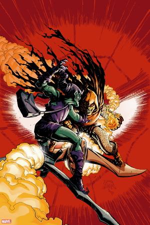 Superior Spider-Man No. 26: Green Goblin, Hobgoblin Wall Decal