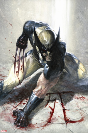 Wolverine Origins No. 50: Wolverine Plastic Sign