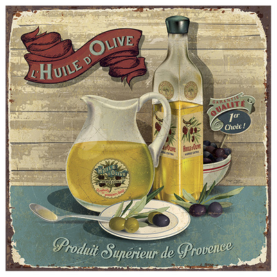 Huile d'olives Prints by Bruno Pozzo