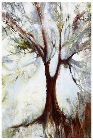 Froid d'Hiver I Print by Kathleen Cloutier
