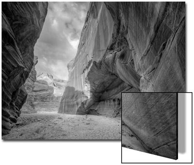 Inside Buckskin Gulch, Southwest Utah Posters by Vincent James
