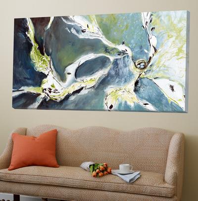 Envolée Art by Kathleen Cloutier