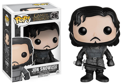 Game of Thrones - Jon Snow Training Ground POP TV Figure Toy