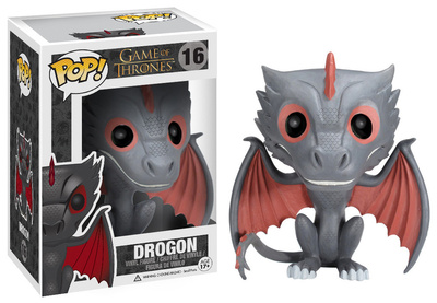 Game of Thrones - Drogon POP TV Figure Toy