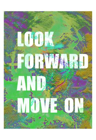 Look Forward Posters by Sheldon Lewis