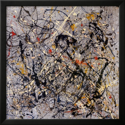 Number 18, 1950 Posters by Jackson Pollock