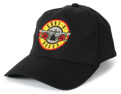 GNR - Bullet Logo Hat Čepice