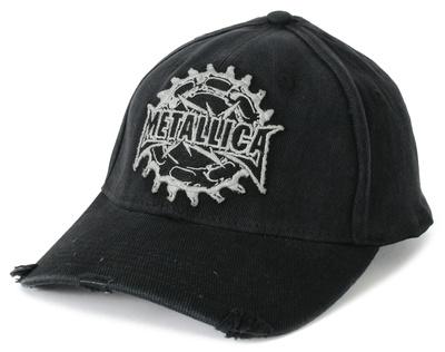 Metallica - Sprocket Baseball Hat Kasket