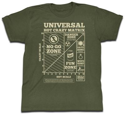 Hot Crazy Matrix - Matrix T-shirts