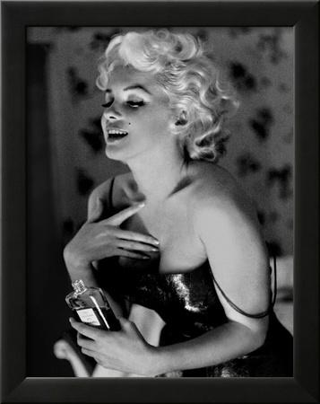 Marilyn Monroe, Chanel No.5 Prints by Ed Feingersh