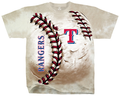 MLB - Rangers Hardball T-Shirt