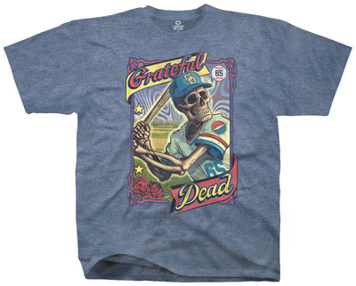 Grateful Dead - Grateful Dead On Deck T-shirts