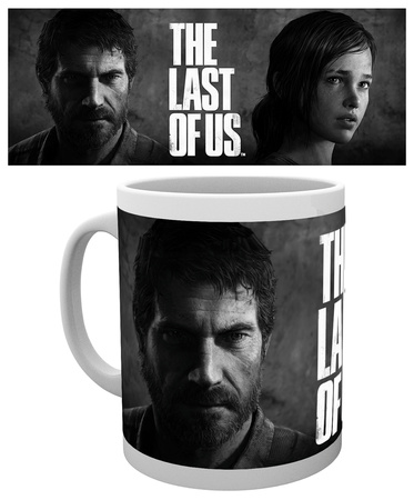 The Last of Us - Black And White Mug Mug