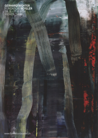Wald (Forest) Posters by Gerhard Richter