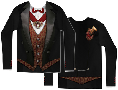 Long Sleeve: Vampire Tee Shirts