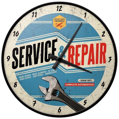 Service & Repair - Wall Clock Klok