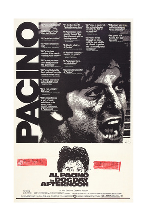 Dog Day Afternoon, Al Pacino, 1975 Prints