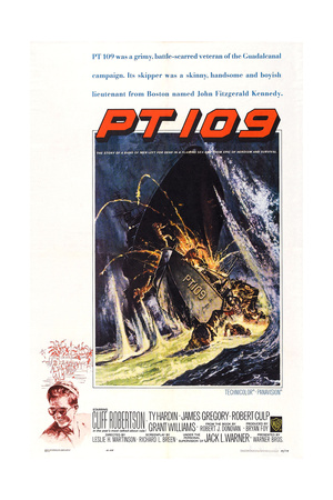 PT 109, 1963 Poster