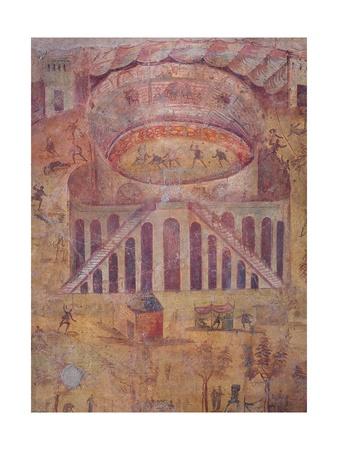 Amphitheatre, C. 59-79 Posters