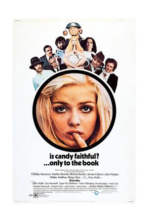 Candy, 1968 Prints