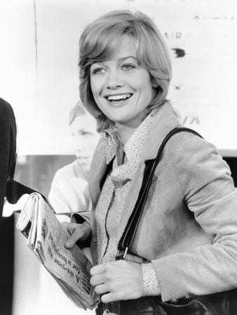 Brannigan, Judy Geeson, 1975 Photo