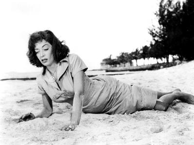 Island Women, Marie Windsor, 1958 Photo