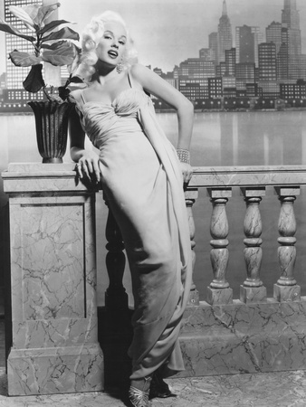 Untamed Youth, Mamie Van Doren, 1957 Photo