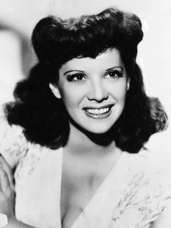 Dinah Shore, Mid 1940s Photo