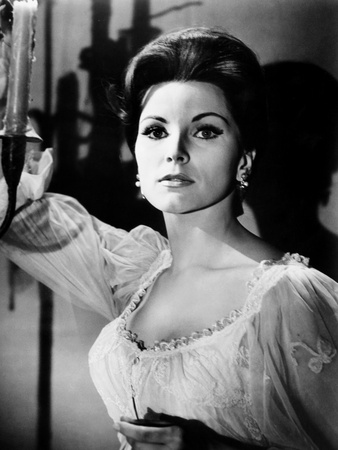 The Haunted Palace, Debra Paget, 1963 Photo