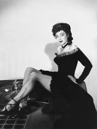 Dakota Lil, Marie Windsor, 1950 Photo