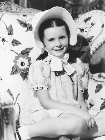 Margaret O'Brien, 1943 Photo
