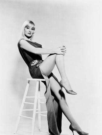 The Blue Angel, May Britt, 1959 Photo