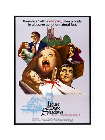 House of Dark Shadows, 1970 Posters
