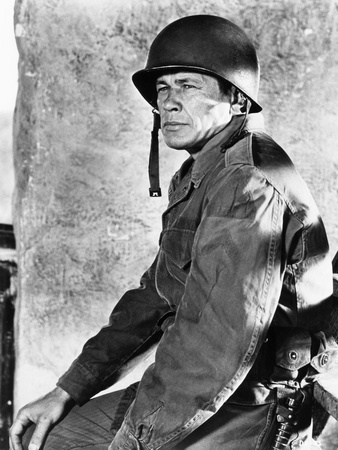 The Dirty Dozen, Charles Bronson, 1967 Photo