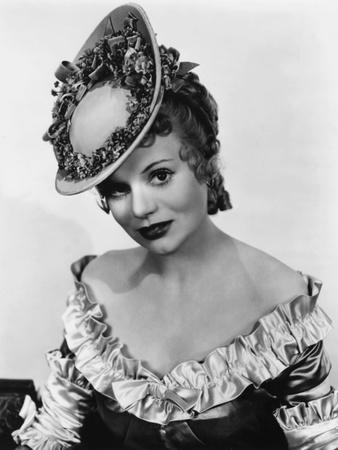 The Great Garrick, Marie Wilson, 1937 Photo