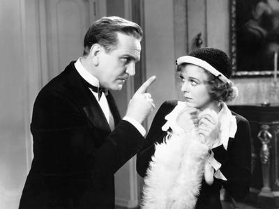 The Good Fairy, from Left, Frank Morgan, Margaret Sullavan, 1935 Foto