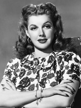 Ann Sheridan, 1943 Photo
